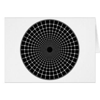 Optical-Illusion Tarjeta