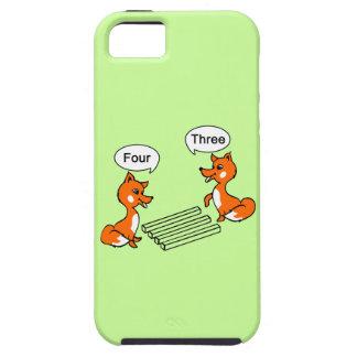 Optical illusion Trick iPhone SE/5/5s Case
