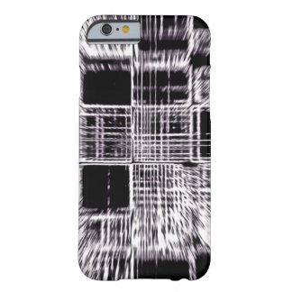 Optical Illusion Warp Abstract iPhone 6 Case