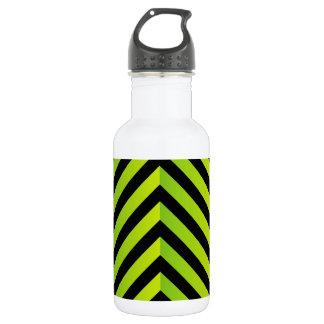 Optical illusion water bottle