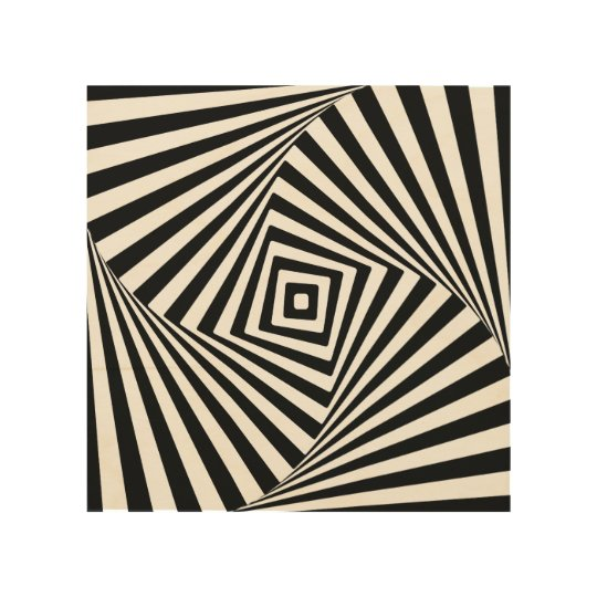 illusion optical wall wood decor rug illusions modern zazzle area geometric novelty designs pre favorite height