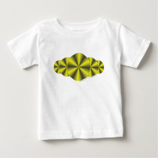 Optical Illusion Yellow Kid's and Baby Light Shirt