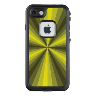 Optical Illusion Yellow Lifeproof Case