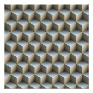 Optical illusions  (from $11.95) poster