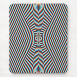 optical illusions mouse pad