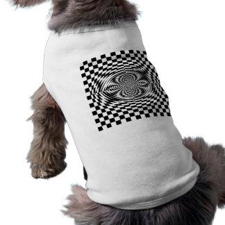 Optical illusions shirt