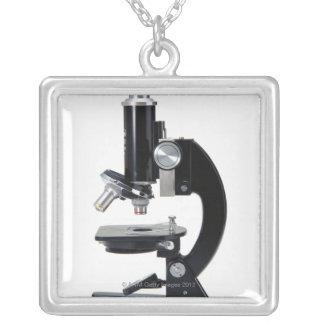Optical Microscope 2 Custom Necklace