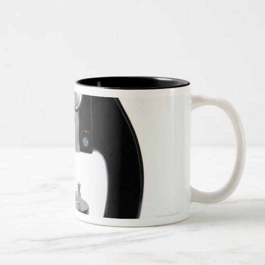 Optical Microscope 2 Two-Tone Coffee Mug