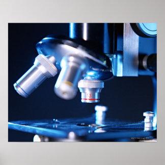 Optical Microscope 3 Poster