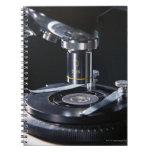 Optical Microscope Notebook