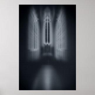 Optical phenomenon poster