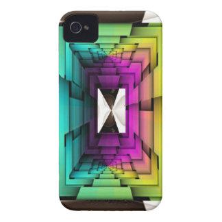 Optical Rainbow Colors Case-Mate iPhone 4 Case
