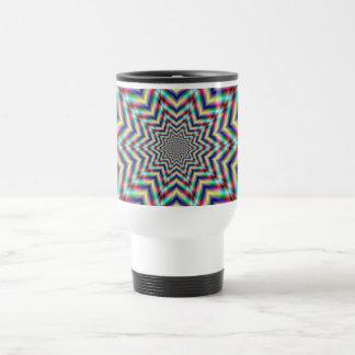 Optically Challenging Star Mug