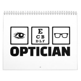 Optician Calendar