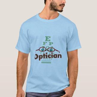 Optician--Eye chart Gifts T-Shirt