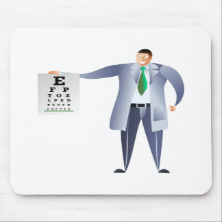 Optician Mouse Pads