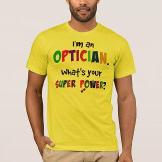 Optician Super Power T-Shirt