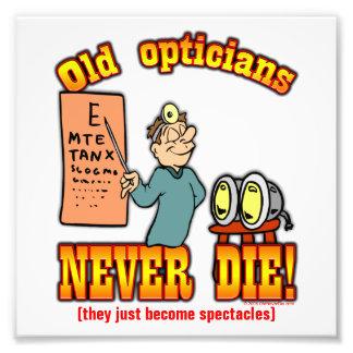 Opticians Photograph