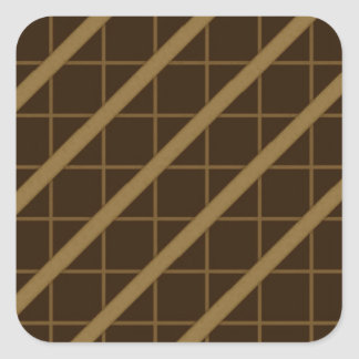 óptico - reviste con cobre colcomanias cuadradas