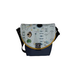 Optics Courier Bag