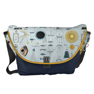 Optics Messenger Bag