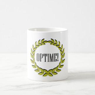 Optime! Excellent job! Coffee Mug