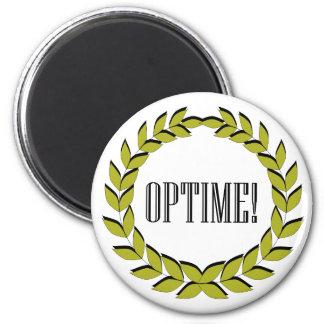 Optime! Excellent job! Magnets