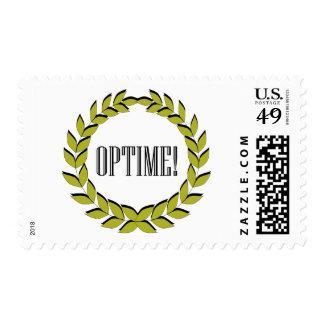 Optime! Excellent job! Postage