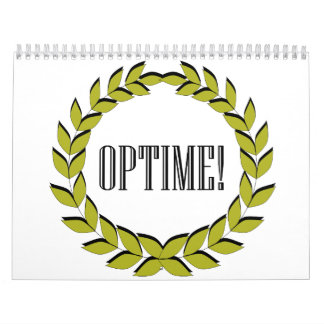 Optime! Excellent job! Calendar