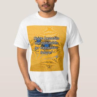 Optimism Engrish T-Shirt