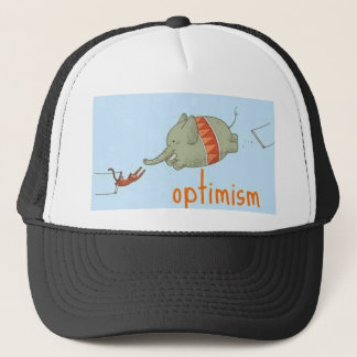 optimism hat for every one !