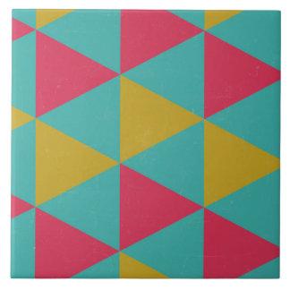 Optimista sociable activada de la calidad azulejo cuadrado grande