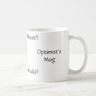 Optimist's Mug
