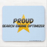Optimizador orgulloso del Search Engine Tapete De Raton