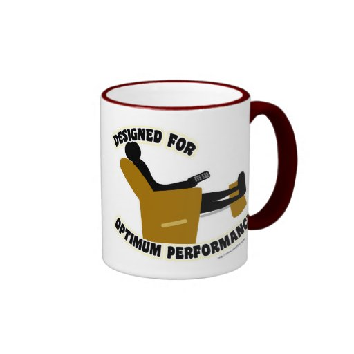 Optimum Performance Ringer Coffee Mug