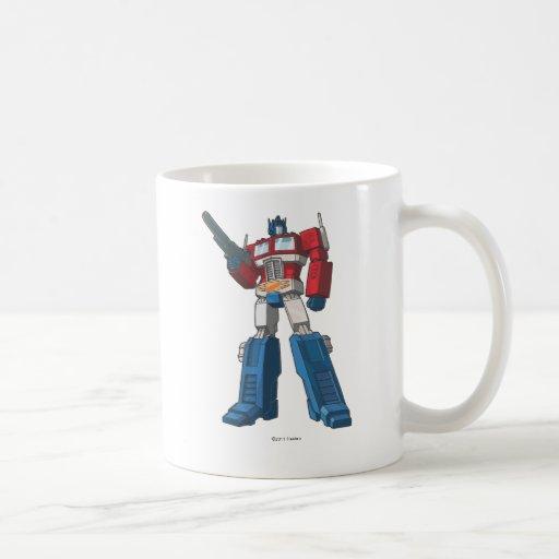 Optimus 1 coffee mug
