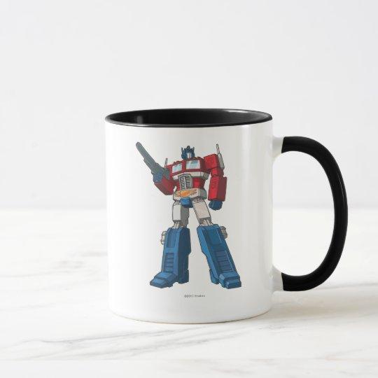 Optimus 1 mug