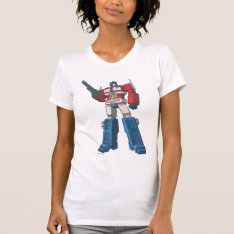 Optimus 1 T-Shirt at Zazzle