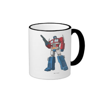 Optimus 1 taza de café