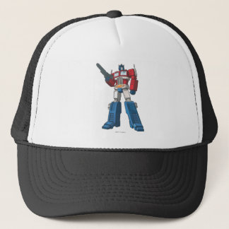 Optimus 1 trucker hat