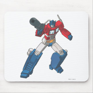 Optimus 2 mouse pad