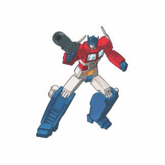 Optimus 2 statuette