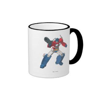 Optimus 2 taza de dos colores