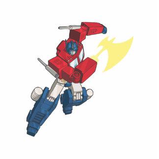 Optimus 3 statuette