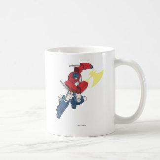 Optimus 3 tazas de café