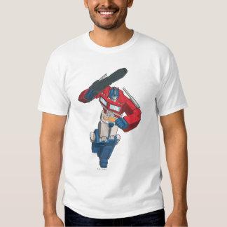Optimus 4 t shirt