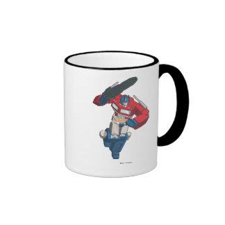 Optimus 4 tazas de café
