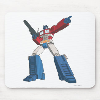 Optimus 5 mouse pad