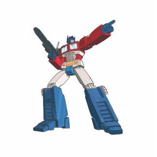 Optimus 5 statuette