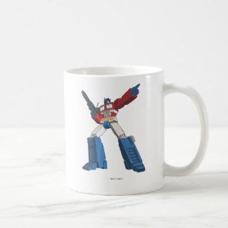 Optimus 5 taza de café